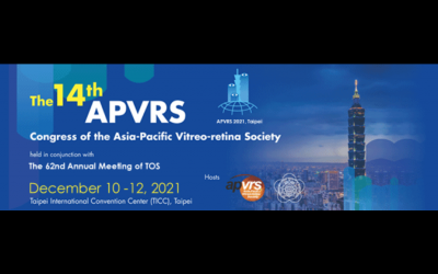 (Postponed!) The 14th APVRS Congress 2021